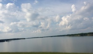 Long Branch Lake in Macon, MO is an example of a lake that lacks nutrient standards. Photo credit: MCE